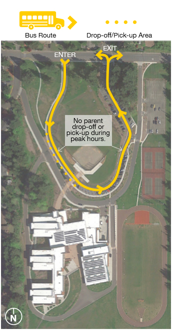 Map - Rose Hill Middle School