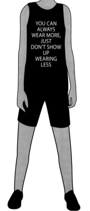 Dress Code Illustration